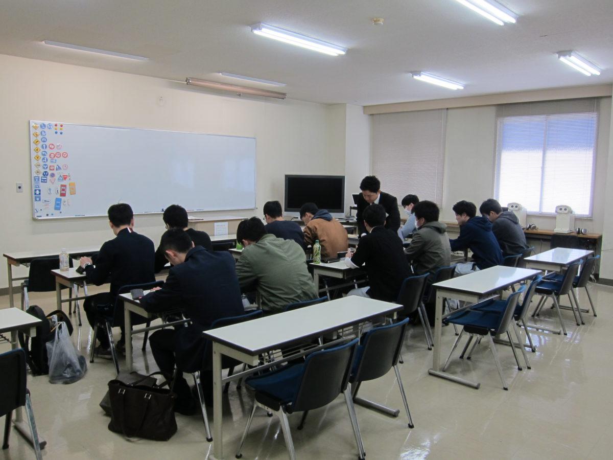 教習所のお仕事 ~企業研修~